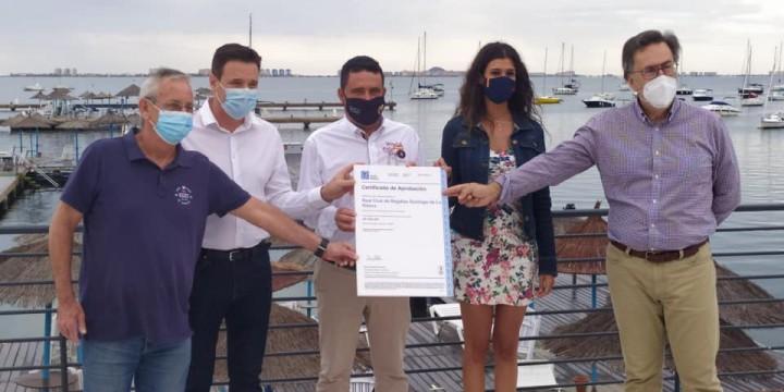 El Club ya cuenta con el Sistema de Gestión Ambiental ISO 14001.