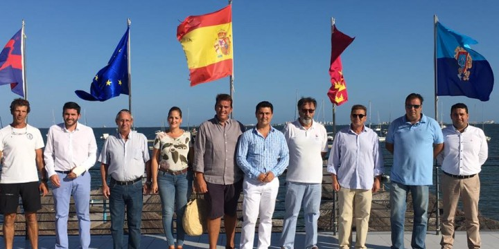 Éxito de participación en el Trofeo Precentenario