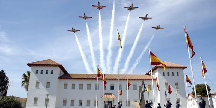 Nombramiento de la Academia General del Aire como socio de Honor