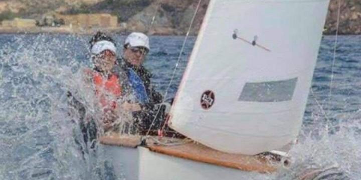 Tomás García Bernal y Laura Ojeda López vencedores de la LXVII Vuelta al Mar Menor