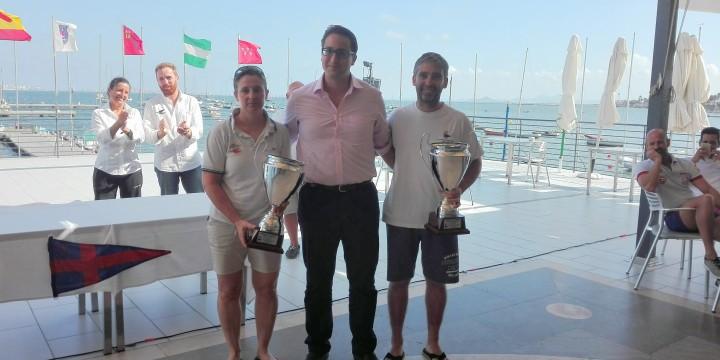 Marina y Paco Sánchez Ferrer ganadores del II Trofeo in memoriam Paco Balaguer