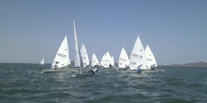 Campeonato de España clase Láser 4.7