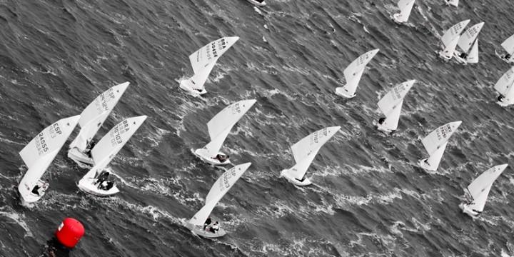 IV Trofeo Sexta Flota clase Snipe