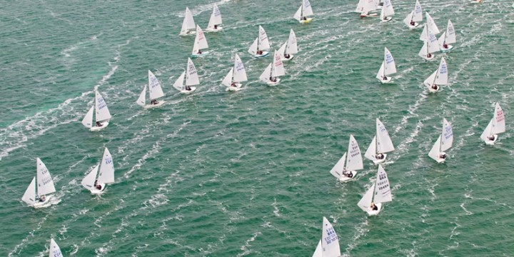 V Trofeo 6ª Flota, clase Snipe.