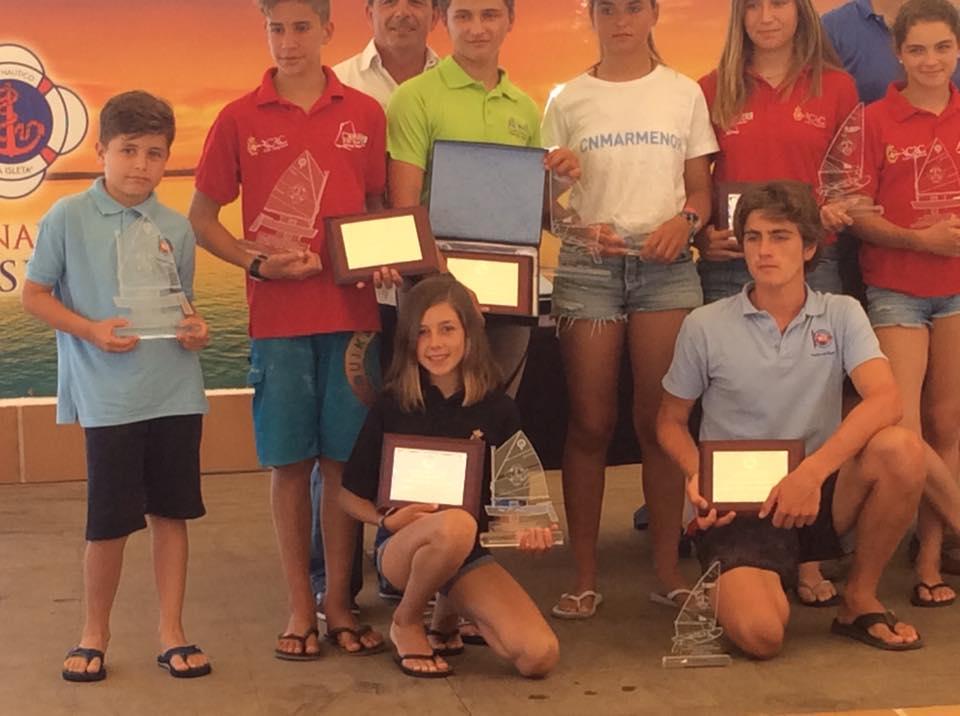 C.A Región De Murcia 23 Y 24 De Julio 2016 Club Naútico La Isleta